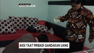 Dimas Kanjeng Taat Pribadi Kembali Perlihatkan Aksi Gandakan Uang