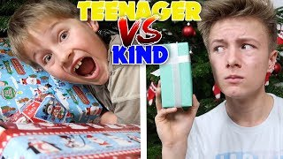 Teenager vs Kind - Weihnachten 🎁🎅🏼