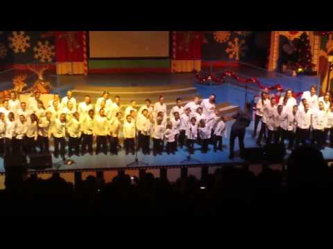 Movie World Carols By Candlelight | White Christmas (2013)