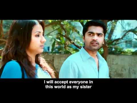 Vinnaithandi Varuvaya Best Scene Hd video