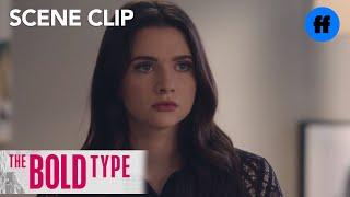 The Bold Type   Season 1, Episode 10: Jane Interviews Jacqueline   Freeform