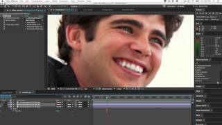 Smoother Skin After Effects Tutorial