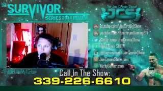 WWE Survivor Series 11/23/2014 - FULL Review -STING - John Cena