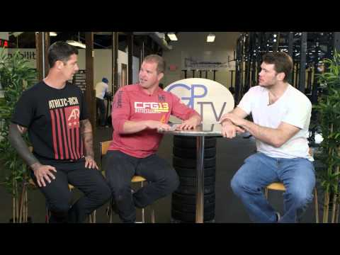 Genetic Potential TV Episode 5 with guest Forrest Griffin