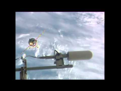 Soyuz TMA-15M Undocking from Space Station - June 11, 2015