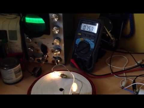 Wireless energy transfer-No current draw