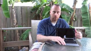 Motorola Lapdock 100 Overview With Photon 4G From Sprint (HD)