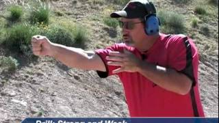 Rob Leatham - Training with Action Target Plate Rack