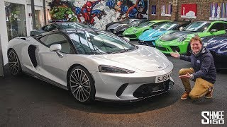 They BOUGHT the FIRST New McLaren GT!