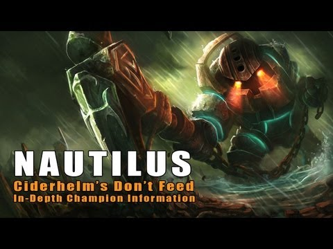 Don't Feed Nautilus -- Champion Spotlight Alternative