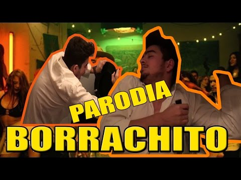 Luis Fonsi - Despacito ft. Daddy Yankee (PARODIA/Parody) BORRACHITO