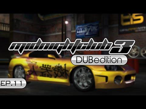 Midnight Club 3 Dub Edition Ep11 New Ride .New City . Drifting!