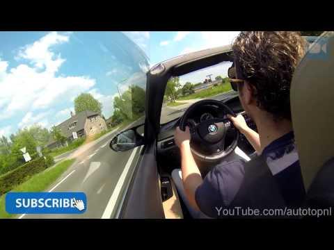 BMW M3 Convertible (E92/E93) FAST! OnBoard