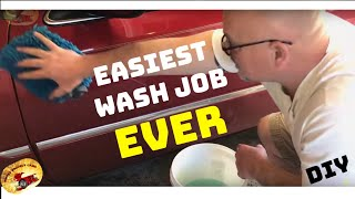 Fastest & Easiest Way to WASH a Vehicle.....3rd video in Series