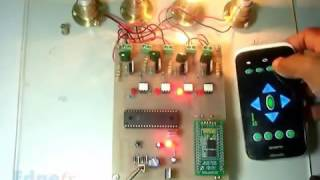Android based Home Automation System   Final Year Engineering Projects