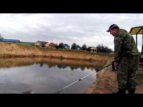 рыбалка в москве и московской области видео