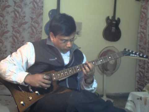Mar Jawa solo on Guitar