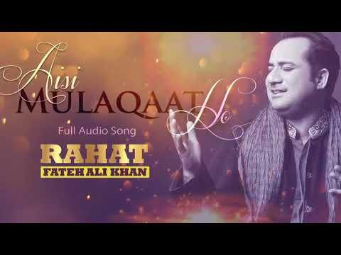 Aisi Mulaqaat Ho (Full Audio Song)   Rahat Fateh Ali Khan   Punjabi / Bilal writes