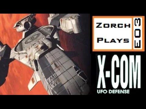 Zorch Plays XCOM: UFO Defense - E03a - Nebraska