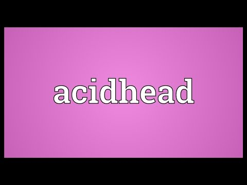 Header of Acidhead