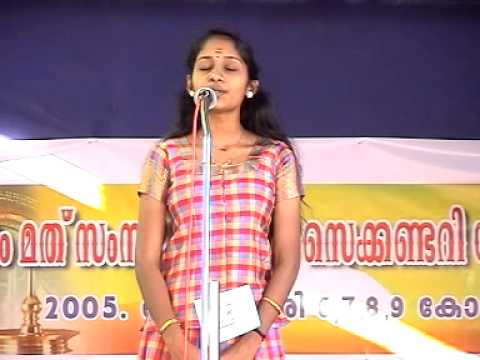 Oru Mazha Mekham Pole-malayalam Light Music video