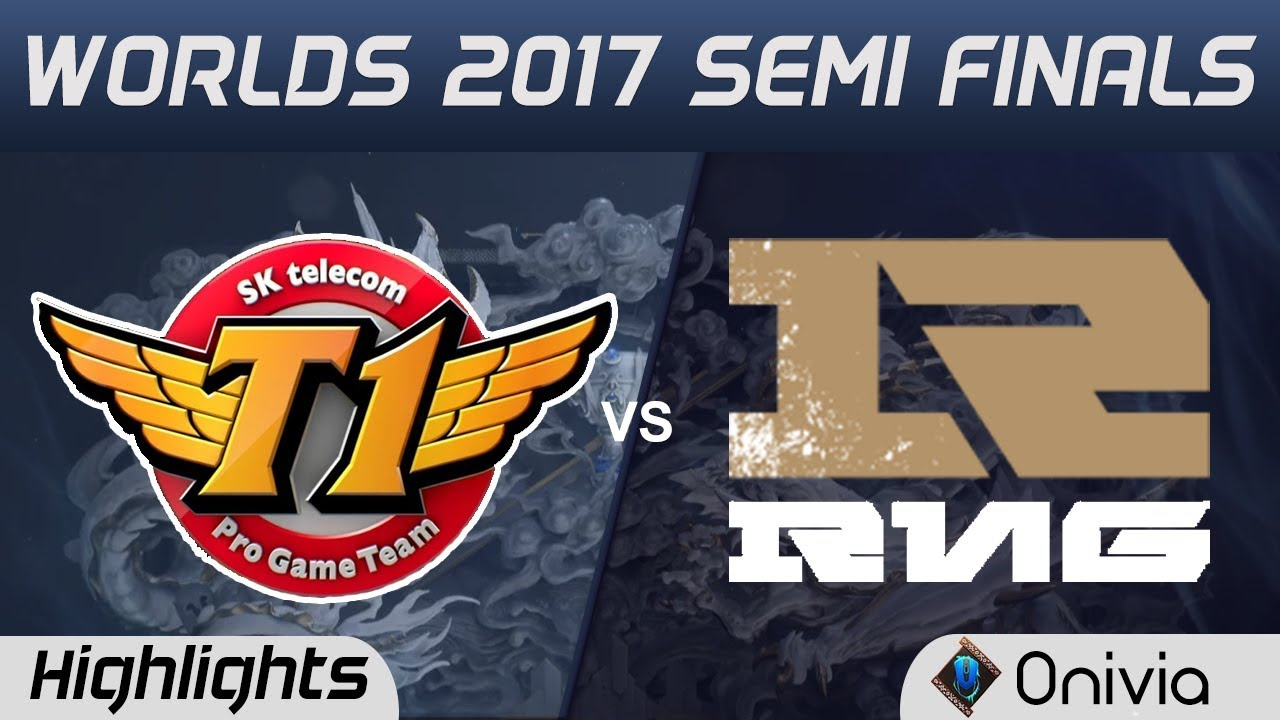 SKT vs RNG Highlights Game 5 World Championship 2017 Semi Finals SK Telecom T1 vs Royal Never Give U