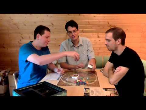 Discworld társasjáték bemutató
