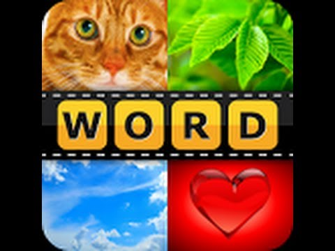 What's that Word - 4 Pictures. 1 Word - Level 8 Answers (Itch Mania. iPhone. Android. iPad)