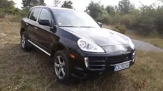 Porsche Cayenne 3,6 face USA