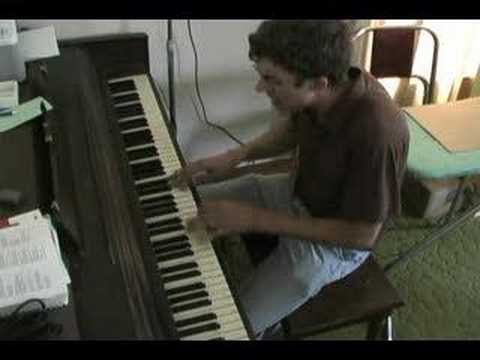 The Who - Baba O'Riley (piano)
