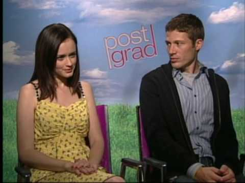 POST GRAD Interviews -- Alexis Bledel, Zach Gilford and Jane Lynch