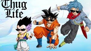DRAGON BALL SUPER: Thug Life #1