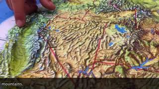 SEF Oregon Trail Map Thank you