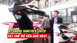 Hướng dẫn sử dụng Hyundai Santafe 2019 -  Phần 1: Sử dụng chìa khóa thông minh và hệ thống cửa