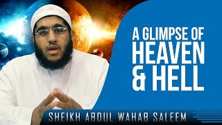 A Glimpse Of Heaven & Hell? Must Watch ? by Sheikh Abdul Wahab Saleem ? TDR Production