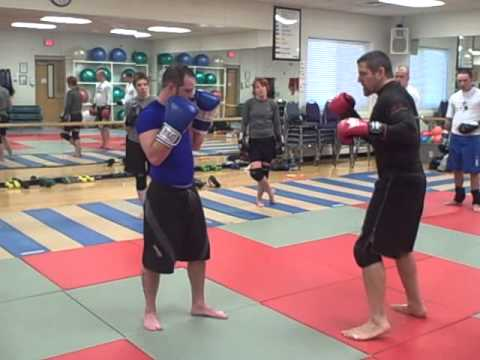 Savate Kicking Principles for Vale Tudo/MMA