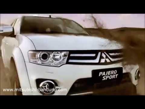 New Mitsubishi Pajero Sport Official Video Mitsubishi Bandung