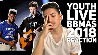 Download Lagu Youth- Shawn Mendes ft Khalid LIVE BILLBOARDS 2018 Reaction| E2 Reacts Gratis STAFABAND