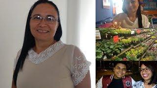 Celebrando el cumpleaños de mi mamá + Vamos al vivero│Vlog #15