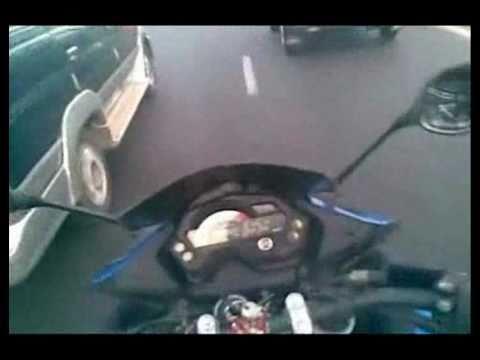 Yamaha Fazer 153 cc_ wid K&N AirFilter Installed_by AnupamBro