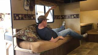 Part 4 Couch Addition to Travel Trailer