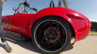 Backdraft Racing AC Cobra- Ford Coyote 5.0 |  Exotic Car Trader
