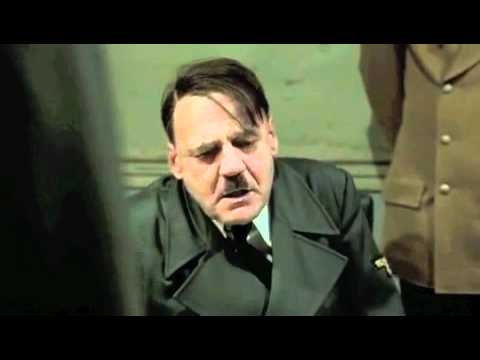 Hitler is informed of Luis Suarez's transfer deal