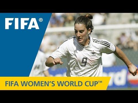 Greatest Women's World Cup Goal? PRINZ in 2003