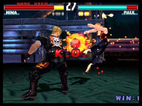 Get yerself some tekken action from the playstation store