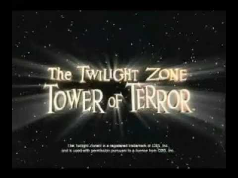 Twilight Zone Tower of Terror - Trailer Disneyland Hollywood