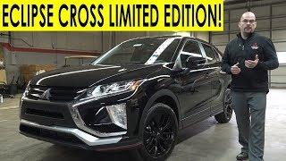 2018 Mitsubishi Eclipse Cross LE Limited Edition Exterior & Interior Walkaround