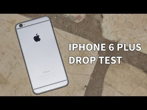 iPhone 6 Plus Drop Test: quanto resiste alle cadute?