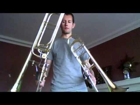 Contrabass Trombone Range Bass And Contrabass Trombone