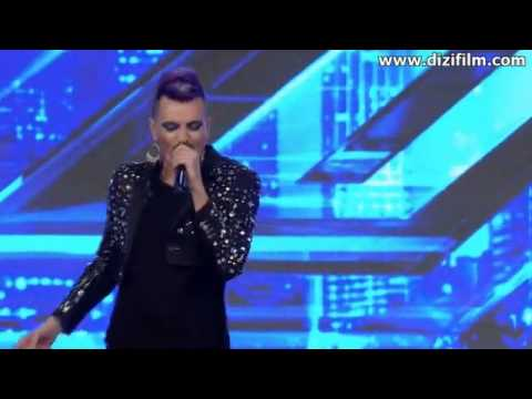 Enka X Factor Turkey Performans | Azis Fan